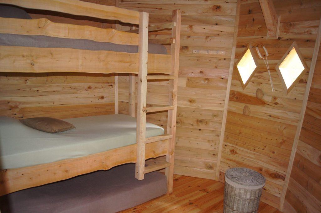 La noix - Cabane Familiale - Chambre enfant