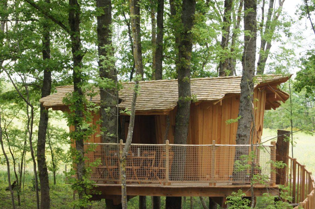 La noix - Cabane Familiale